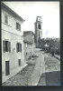 Fiorenzuola Di Focara ( Pesaro-urbino  ) Torre Civica  Cartolina Viaggiata 1965 - Altre Città
