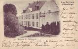 HAVELANGE = Le ch�teau de R�simont  (Nels  Bxl   S.77  n� 6) 1903
