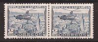 ES689SGDEV-L3990TAM.España.Spa In.Espagne.AUTOGIRO LA CIERVA 1935  (Ed 689**par) Sin Charnela.SUPER LUJO EN PAREJA - Monumentos