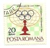 1966 - Romania 2193 Torneo Di Scacchi C798, - Scacchi