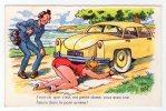 CPSM:  CARTE HUMORISTIQUE   M. D.  N°065               (2926) - Humor