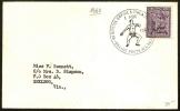 ATHLETICS - AUSTRALIA PERTH 1962 - VII BRITISH EMPIRE AND COMMONWEALTH GAMES - DISCUS THROWER - Atletica