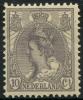 Pays Bas (1898) N 53 Charniere