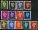 Pays Bas (1947) N 466 à 477 Charniere