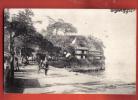 B140 Honmoky Yokohama, Pousse-pousse,ANIME.Non Circulé. - Yokohama