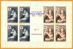 FRANCE Carnet CROIX ROUGE 1954 N° 2003 Timbres P 1006 Et 1007, Neuf Sans Charnière - Red Cross