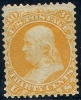 # United States   71, Mint, Og, SOUND    (us071-20   [16-BGER - Unused Stamps