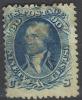 # United States   72, Used,  SCV$ 600.00  (us072-13 - Used Stamps