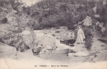 Ténès.- (Algérie)  Bain De L ' Arène   - (animée) - Algérie