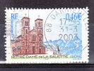 FRANCE / 2002 / Y&T N° 3506 : Notre-Dame De La Salette - Usuel Du 31/03/2003 - Gebruikt