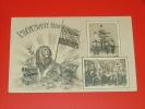Indépendance Belge - Chasseurs Volontaires Bourgeois De Bruxelles   - 1905   -  (2 Scans ) - Koninklijke Families