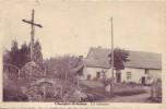 CHAMPLON = Ardennes = Le Calvaire  (écrite) 1948 + Cachet S.M. - Zonder Classificatie