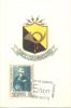 """PINTORES ARGENTINOS EDUARDO SIVORI 1847-1918 """"LA ESPOSA DEL PINTOR"""" FDC REPUBLICA ARGENTINA AÑO 1968 PEINTURE"""