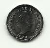 1999 - El Salvador 5 Centavos, - El Salvador