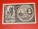 75 Anniversaire De L'Indépendance Belge -  ( Carte à Système , Disque Pivotant ) - 1905  -  ( 2 Scans ) - Familias Reales