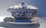 AGUEDA - Moutardier Coq - Lidded Jar Rooster - Potje Met Haan  - Hahn  - DI095 - Agueda (PRT)