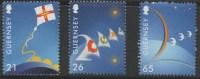 GUERNSEY 2000 SYMBOLS CPL SET  MNH** (r.5379) - Guernesey