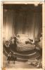 "Carte Photo. Film  ""L'Intrigante"" 1939 De Couzinet Tourné A Royan.  Actrice Germaine Aussey. - Cinema"