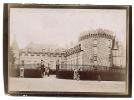 Lot De 6 Photos De Rambouillet - Le Chateau Lac Sculptures Parc Enfants Et Personnages Photographies Anciennes De 1912 - Lieux