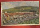 B175 Pontassieve Chianti Ruffino Fattoria Grandi Vini D'Italia.Veduta Generale.Cachet 1930.Traces Humidité Sur Le Papier - Altre Città