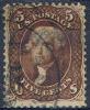 # United States   75, Used,  SCV$ 600.00  (us076-3 - Used Stamps