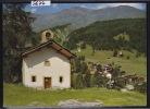 Chapelle St Christophe Et Village De La Sage - Val D'Hérens ; Grand Format 10 / 15 (5674) - VS Valais