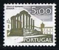 1975  Temple Romain Evora 5,00 Es.  Inscription Au Verso: 1975   ** MNH - Neufs