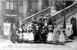 Fête De Jeanne D´Arc 30 Mai 1909 La Délégation Bretonne En Costume De Pays - Rouen