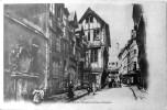 Vieilles Maisons Rue Saint Romain - Rouen