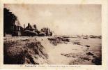 - 85 - CROIX-de-VIE - L´Avenue De La Plage Et L´entrée Du Port - - Saint Gilles Croix De Vie