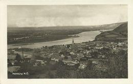 AK Hainburg NÖ Ort & Donau 1932 #01 - Hainburg