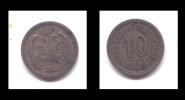 10 PARA 1883 - Serbia