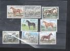MONACO Nº 831 AL 838 - Pferde