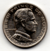 MONACO 1/2 FRANCO 1968 - 1960-2001 Nouveaux Francs