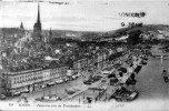 Panorama Pris Du Transbordeur - Rouen