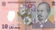 ROMANIA 10 LEI 2006 UNC Pick New - Roumanie