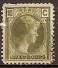 Luxembourg 1926/28 - La Grande-Duchesse Charlotte - 1926-39 Charlotte De Perfíl Derecho