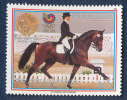 MNH  STAMP PARAGUAY  HORSE HORSES  SEOUL 1988 - Ippica