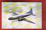 B194 Convair 440 Metropolitan (44 Passagers).SABENA. Berrurier Sans Numéro, Non Circulé. - Avions