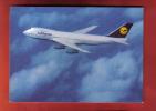 B199 Boeing 747-200 De La Lufthansa. Non Circulé. - Avions