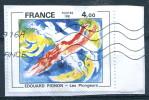 France 1981 - YT 2168 (o) Sur Fragment - France