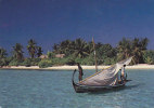 MALDIVES - AK 80237 Veligandu - Maldives