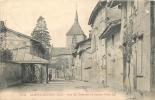 51 SAINTE MENEHOULD RUE DU CHATEAU ET ANCIEN PUITS - Sainte-Menehould