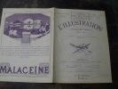 """1921  """" KOSTPROBE """" Officielle à COLMAR Dans Les Sous-sols De L´ancien Couvent Des Catherinettes ; FLAUBERT à Croisset - Journaux - Quotidiens"""