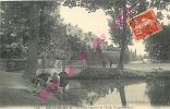 52. SAINT DIZIER . Le Pont Jumeret Et L'Asile Départemental . CPA Animée . - Saint Dizier