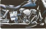 TARJETA DE ALEMANIA DE UNA MOTO  (MOTORBIKE) - Motos