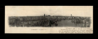 17 - LA ROCHELLE - Vue Générale - Carte Double - La Rochelle