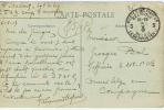 Belgium 1917  Camp D'Auvours  -> Armee Belge En Campagne - Guerra '14-'18
