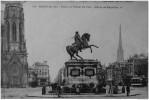 Place De L´hotel De Ville, Statue De Napoléon 1er - Rouen