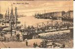 Let038/ Libau, Hafen, Ca. 1916 (Ungebraucht). - Lettland